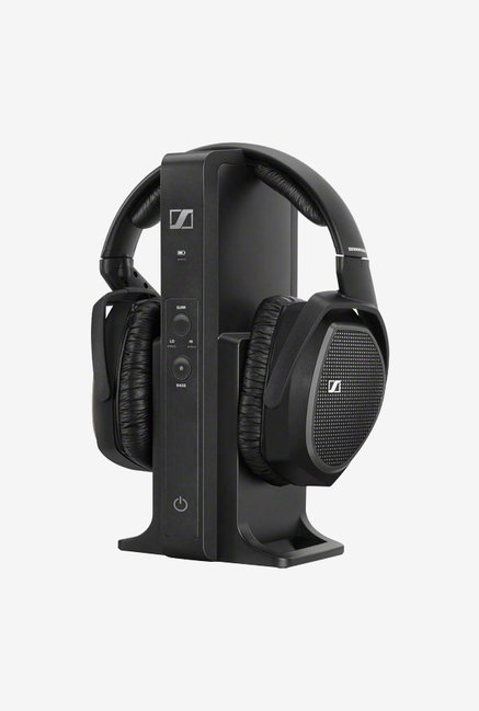 Sennheiser RS 175 Over The Ear Bluetooth Headphones (Black)