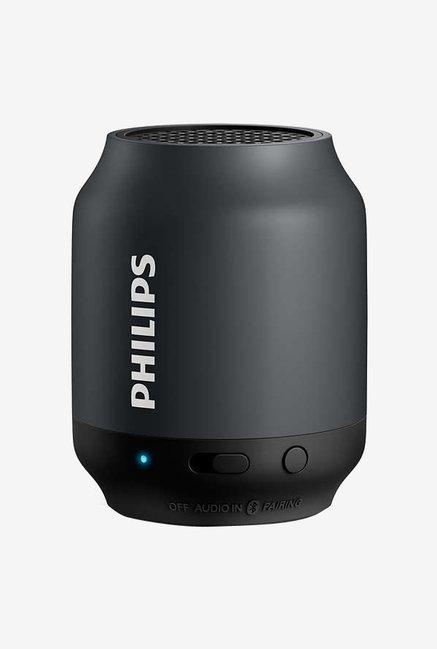 Philips BT50B/37 Bluetooth Speaker (Black)