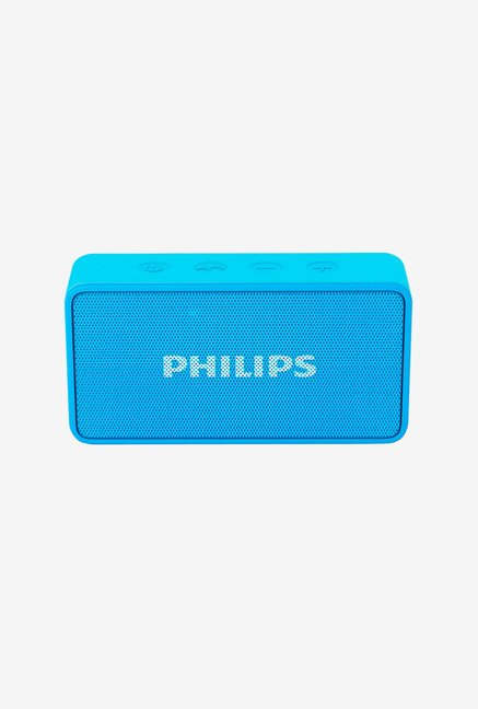 Philips BT64A94 Bluetooth Speaker  Blue