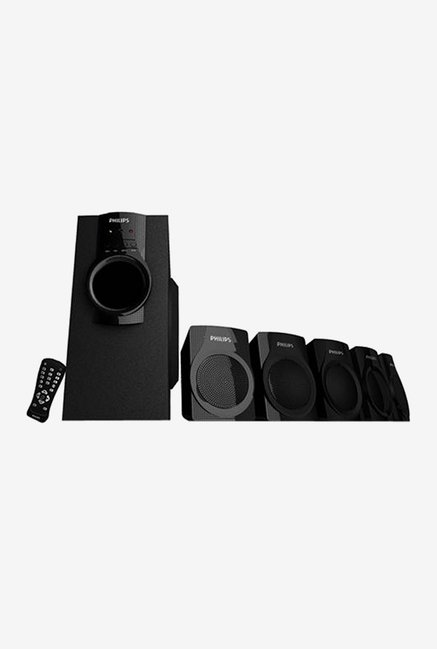 Philips DSP33UR 5.1 Home Theater System (Black)