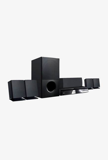 LG LHD625 5.1 Home Theater System (Black)