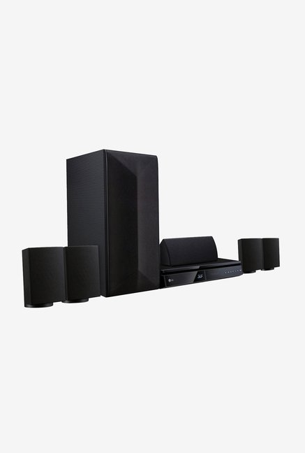 LG LHB625 5.1 Home Theater System (Black)
