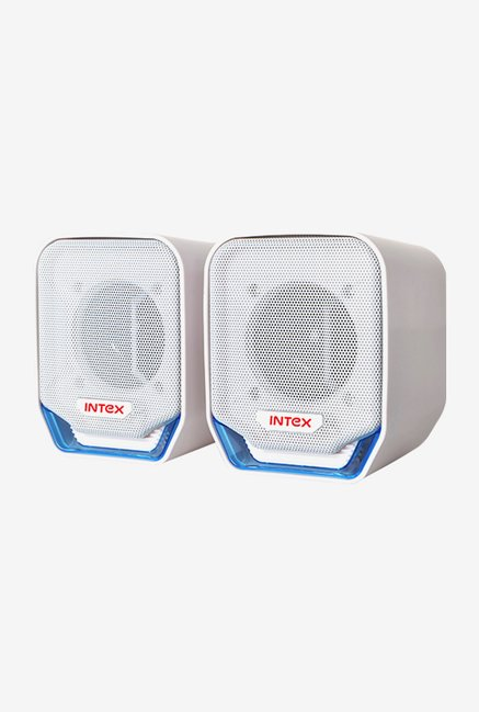 Intex IT- 314U 2.0 Channel Computer Speaker (Black)