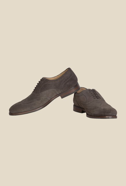 Geox Mud Oxford Shoes