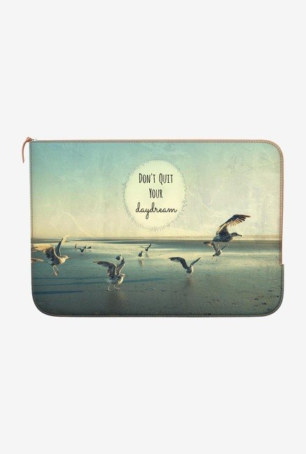 DailyObjects Do Not Quit MacBook Pro 15 Zippered Sleeve