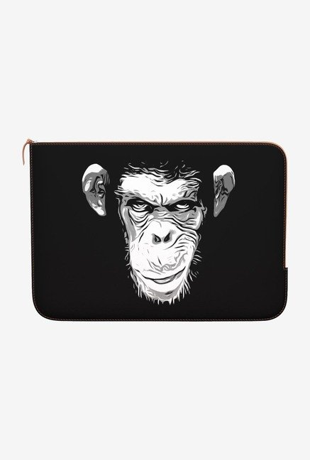 DailyObjects Evil Monkey MacBook Pro 15 Zippered Sleeve
