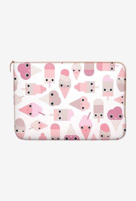 DailyObjects Ice Cream MacBook Pro 15 Zippered Sleeve