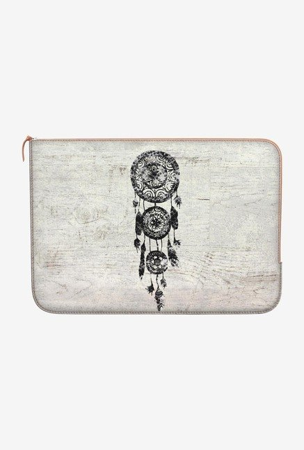 DailyObjects Hipster Lace MacBook Air 11 Zippered Sleeve