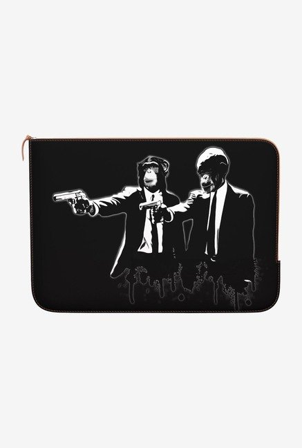 DailyObjects Divine Monkey MacBook Pro 13 Zippered Sleeve