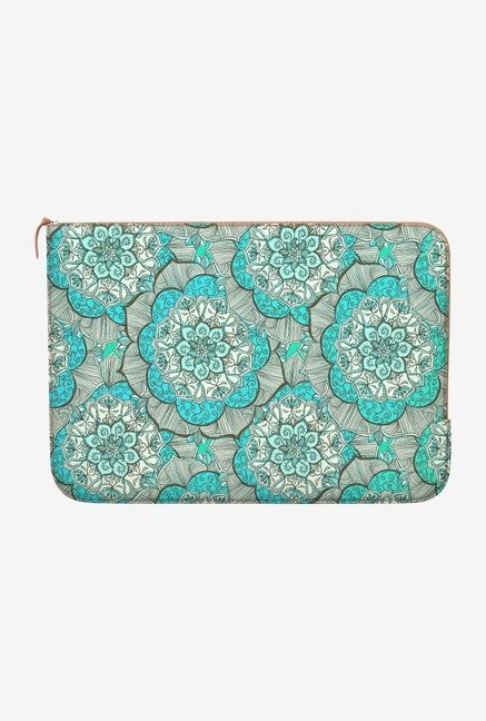 DailyObjects Fresh Doodle MacBook Pro 13 Zippered Sleeve