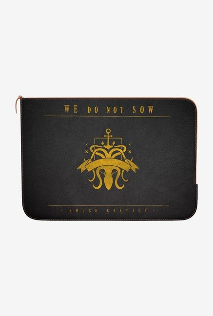 DailyObjects House Greyjoy MacBook Air 11 Zippered Sleeve