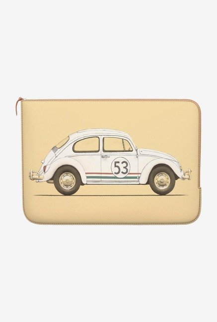 DailyObjects Herbie MacBook Pro 13 Zippered Sleeve