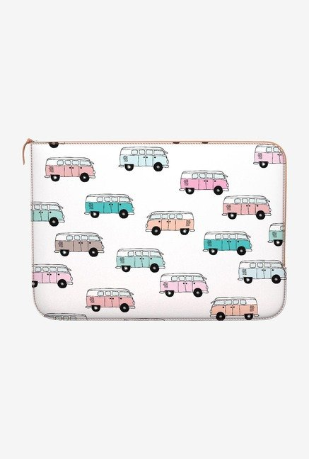 DailyObjects Hippie Bus MacBook Pro 13 Zippered Sleeve