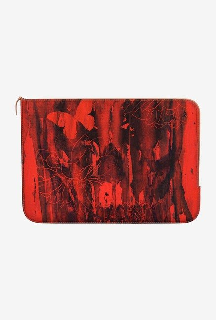 DailyObjects Birth of Red MacBook 12 Zippered Sleeve