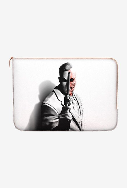 DailyObjects Twoface MacBook Air 11 Zippered Sleeve