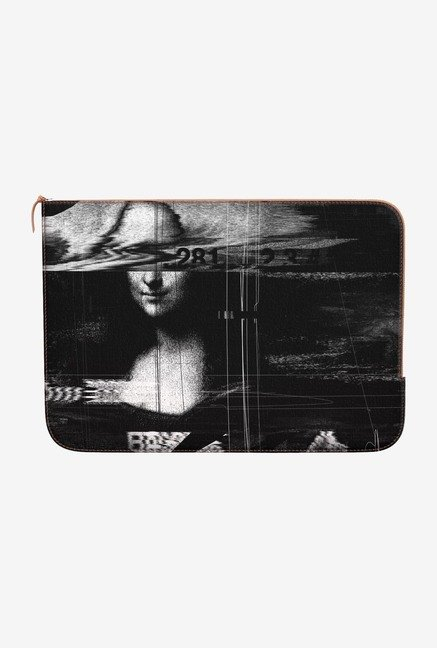 DailyObjects Monalisa MacBook 12 Zippered Sleeve