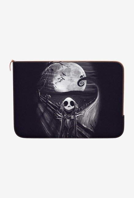 DailyObjects Scream Before MacBook 12 Zippered Sleeve