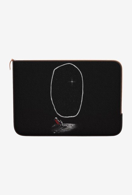 DailyObjects Space Chill MacBook 12 Zippered Sleeve