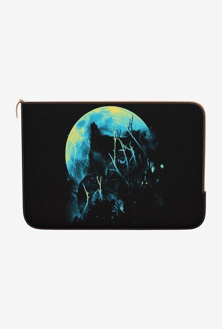 DailyObjects Lurking Owl MacBook Air 13 Zippered Sleeve