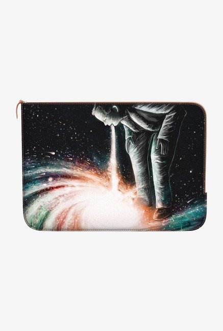 DailyObjects Cosmic Vomit MacBook Pro 15 Zippered Sleeve