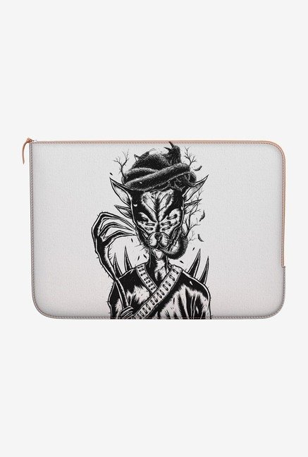 DailyObjects Hermit Cat MacBook Pro 15 Zippered Sleeve