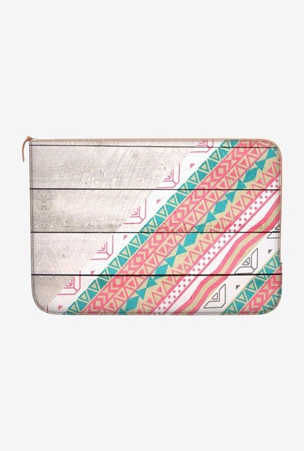 DailyObjects Andes Tribal MacBook Pro 15 Zippered Sleeve