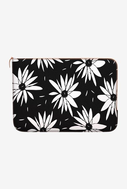DailyObjects Floral & Daisy MacBook Pro 15 Zippered Sleeve