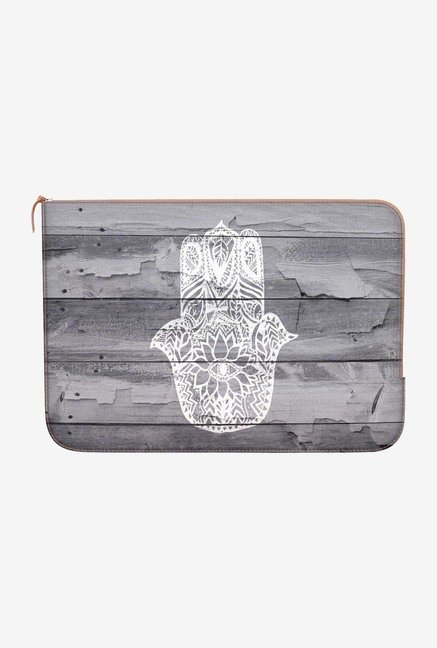 DailyObjects Hand Of Fatima MacBook 12 Zippered Sleeve