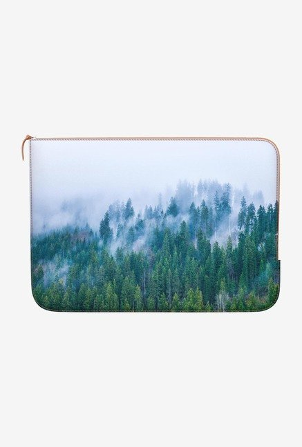 DailyObjects Forest Trees MacBook Pro 15 Zippered Sleeve
