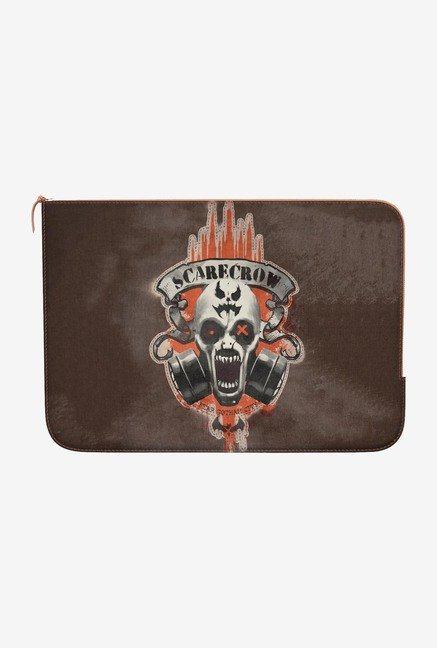 DailyObjects Bat Scarecrow MacBook Pro 15 Zippered Sleeve