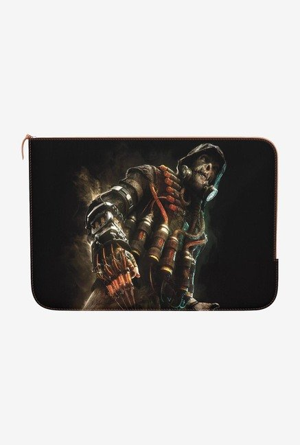 DailyObjects Scarecrow MacBook Pro 15 Zippered Sleeve