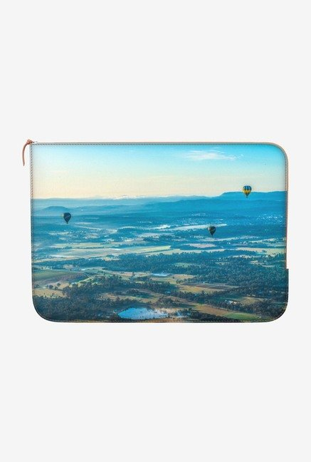 DailyObjects 3 Air Balloons MacBook 12 Zippered Sleeve