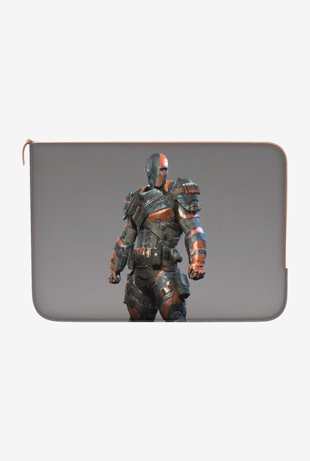 DailyObjects Deathstroke MacBook Pro 13 Zippered Sleeve