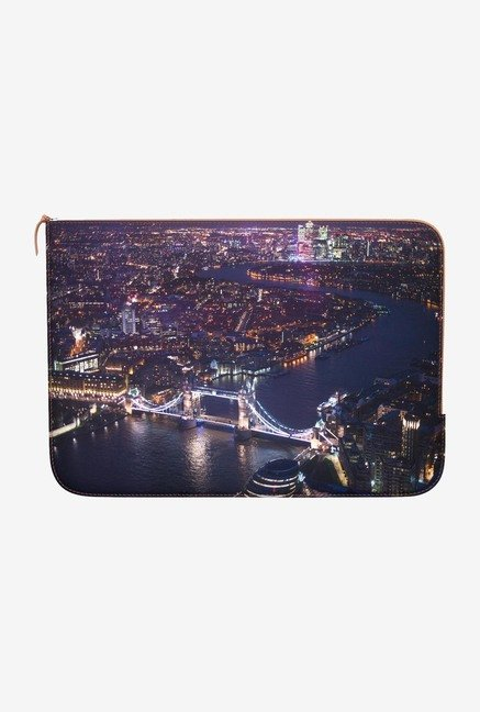 DailyObjects Thames by Night MacBook Air 13 Zippered Sleeve