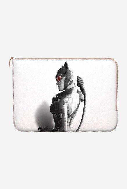 DailyObjects Catwoman Whip MacBook 12 Zippered Sleeve