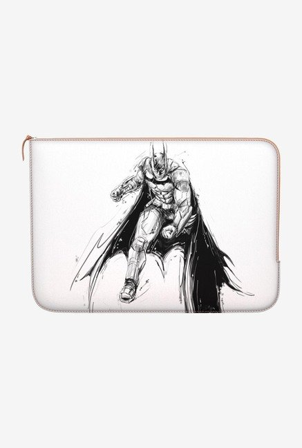 DailyObjects Batman Sketch MacBook Pro 13 Zippered Sleeve