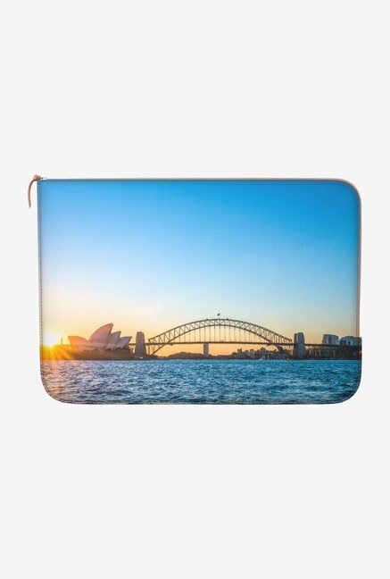DailyObjects Opera House MacBook Pro 13 Zippered Sleeve