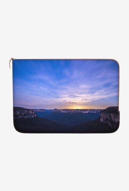 DailyObjects Sky at Dusk MacBook Pro 13 Zippered Sleeve