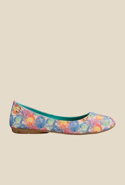 Nell Multicoloured Flat Ballets