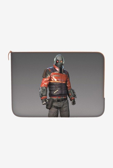 DailyObjects Deadshot MacBook Pro 15 Zippered Sleeve