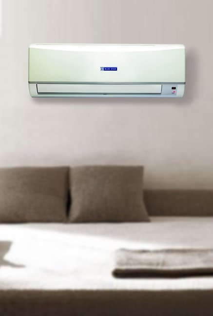 Blue Star 3CNHW12CAFU 1 Ton 3 Star Inverter Copper Split AC