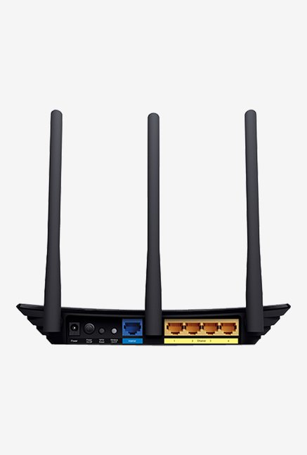 TP-Link TL-WR940N Wireless Router (Black)