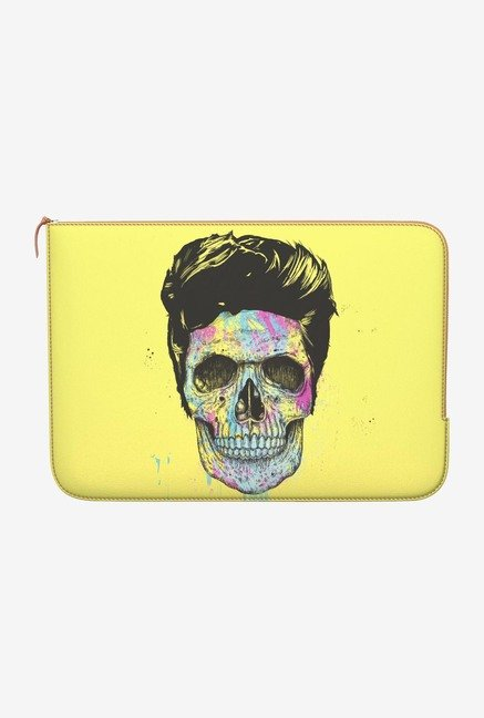 DailyObjects Color Death MacBook 12 Zippered Sleeve