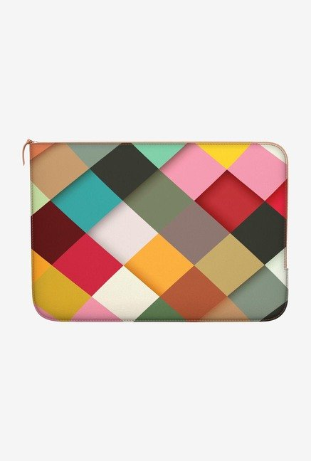 DailyObjects Colorful jam MacBook Air 11 Zippered Sleeve