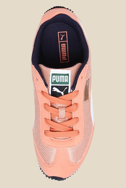 Puma Whirlwind Jr DP Desert Flower Sneakers