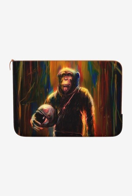 DailyObjects Commander Chimp MacBook 12 Zippered Sleeve
