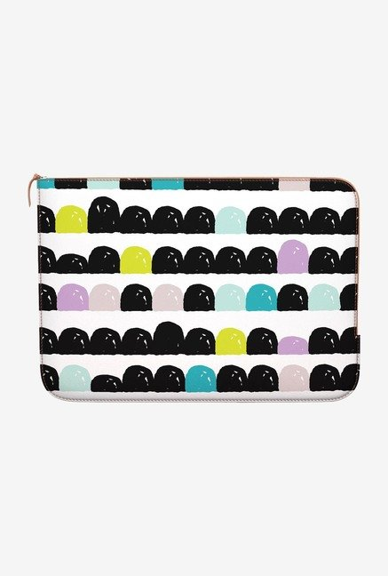 DailyObjects Abstract Bubble MacBook Pro 15 Zippered Sleeve
