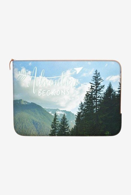 DailyObjects Adventure Beckon MacBook Pro 13 Zippered Sleeve