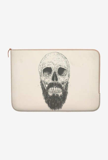 DailyObjects Beard Not Dead MacBook Pro 15 Zippered Sleeve