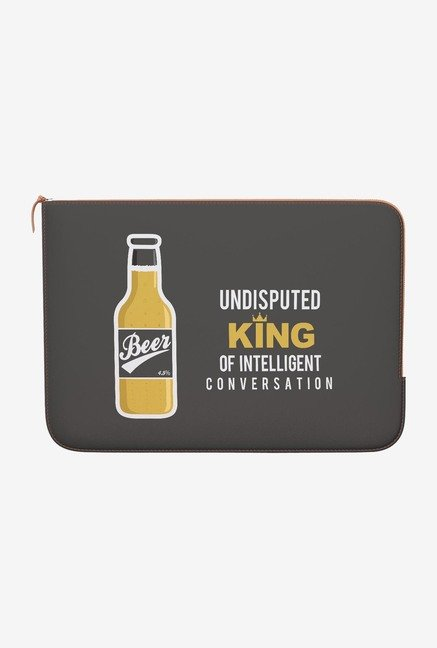 DailyObjects Beer MacBook Air 11 Zippered Sleeve